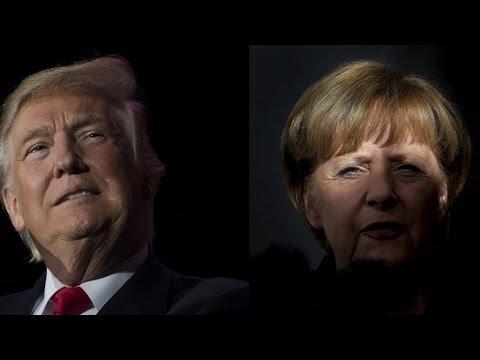 Le couple franco-allemand veut faire bloc face aux critiques de Trump