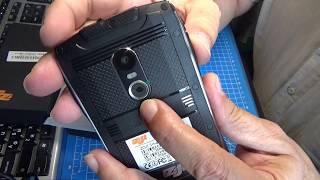 обзор телефона ZOJI Z6 IP68 Shockproof Smartphone