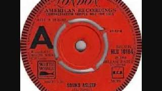 The Turtles ~ Sound Asleep (1968 ~ 45rpm version)
