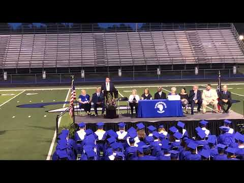 2019 Daingerfield High School Commencement Speech