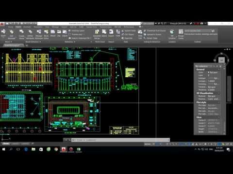 Hướng Dẫn Chèn File Project vào CAD