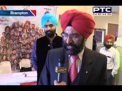 World Punjabi Conference Organised in Mississauga