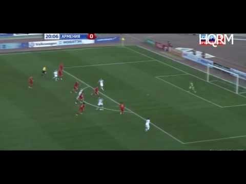 Россия 2-0 Армения Гол Александра Кокорина 05/03/2014