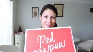 Redpawpaw Box - December 2014 Thumbnail