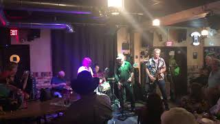 Sweet Home Chicago in C, Kelly Brother's Wed Jam 8 21 2019 Rit Johnson