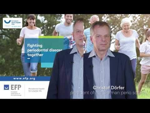 Dörfer presents the European Gum Health Day 2017 in Germany