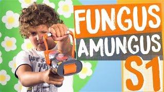 Fungus Amungus S1: распаковка и обзор игрового набора