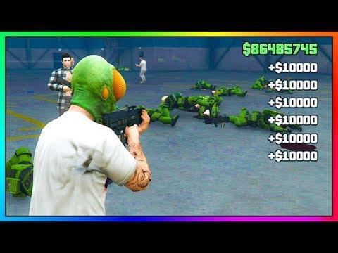 ACTIVITÉ ARGENT (10,000$ / KILL) - GTA 5 ONLINE PS4