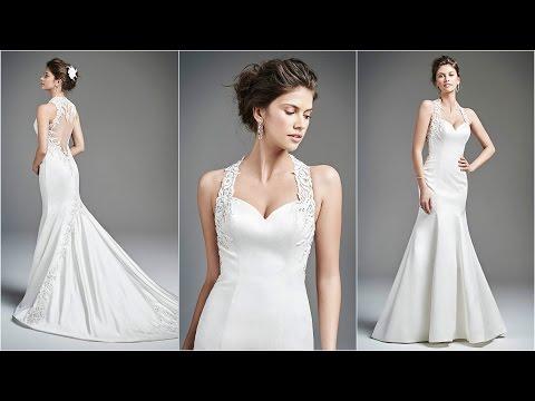 Halter Wedding Dresses   Maggie Sottero Wedding Dresses   Wedding Dresses   Bridal Gown   WD18
