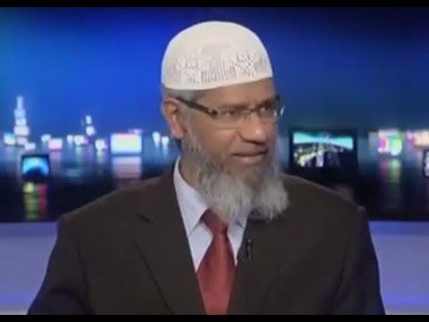 Dr. Zakir Naik Live Interview at Al-Jazeera News, Qatar ( December 17, 2017)