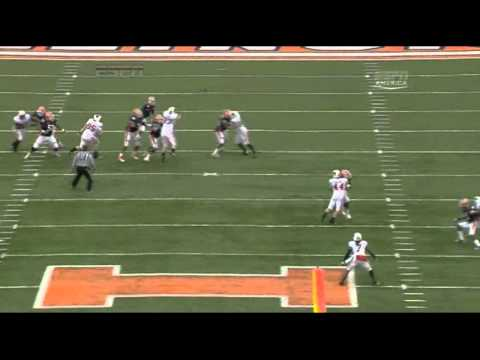 Aaron Henry vs Illinois 2011