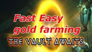 Diablo 3 Gold / Vault Farming patch 2.4.0 Easy Vault Farming