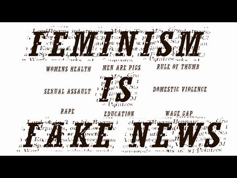 Hey Laci -  Feminism is FAKE NEWS