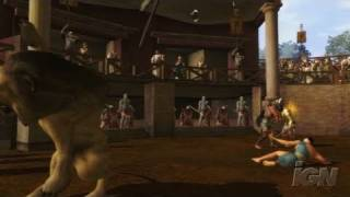 Gods & Heroes: Rome Rising PC Games Trailer - Combat