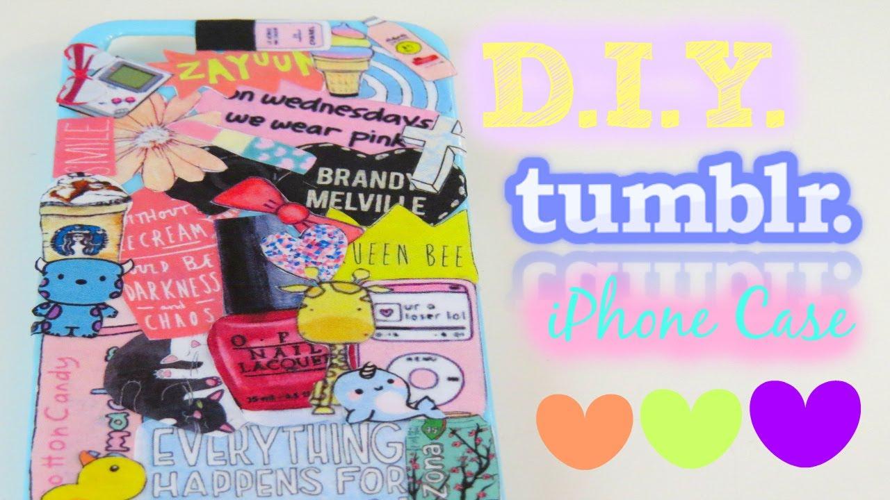 Cute Diy Phone Cases Tumblr