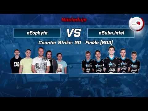 MČR 2015 - záznam finále CS:GO mezi nEophyte a eSuba