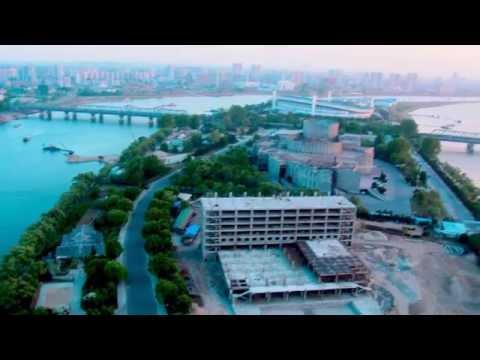 Trip to DPRK North Korea, Pyongyang, April 2014 in Full HD