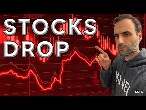 Stock Market DROPS 500 Points After Fed Spooks Investors With THIS Message!