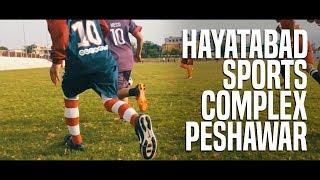 Hayatabad Sports Complex | Peshawar | iPhone Cinematography | Usman Ghani