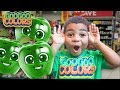 Goo Goo Gaga Help! Apple Lost Her Color! Learn How to Spell Green with Goo Goo Mom