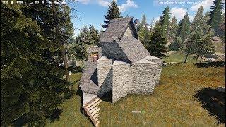 Rust Base: Roleplayer Paradise