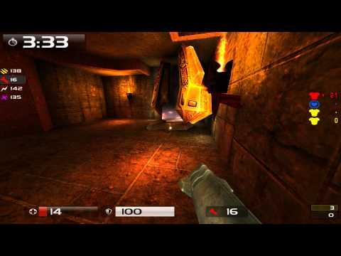 Quake Live: 102.ash vs  tK b4sket , Eurasia Cybercup 2014 (map 2)