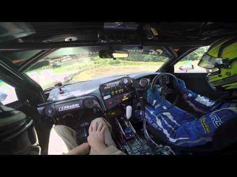 Riding Shotgun With Kawabata In The GReddy/Toyo R35 GTR