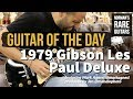 Guitar of the Day: 1979 Gibson Les Paul Deluxe | Norman's Rare Guitars