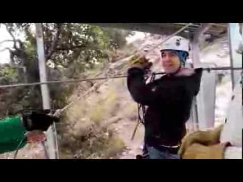 Zip Line - Mexico (Divisadero) 2013