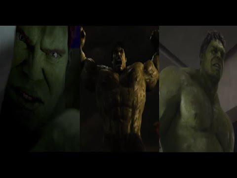 All Times Hulk Has Spoken On Film 2003, 2008, 2012