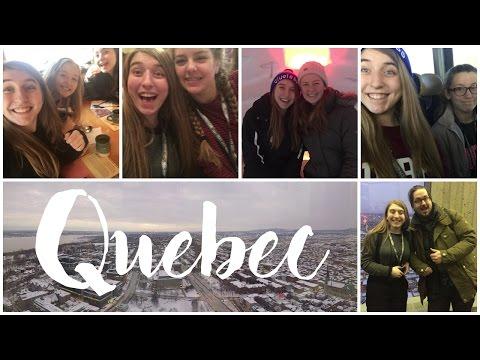 Quebec Vlog | School Trip to Canada!
