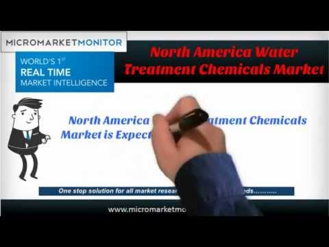 North America Water Treatment Chemicals Market Trends, Forecast Research Report