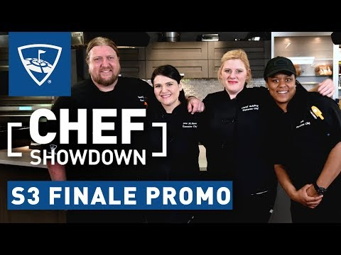 Chef Showdown | Season 3, Episode 5 Promo | Topgolf