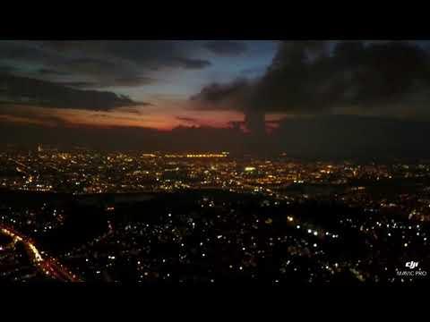 Bogota Colombia Sun set (Atardecer)