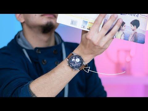 Huawei Watch GT Review!
