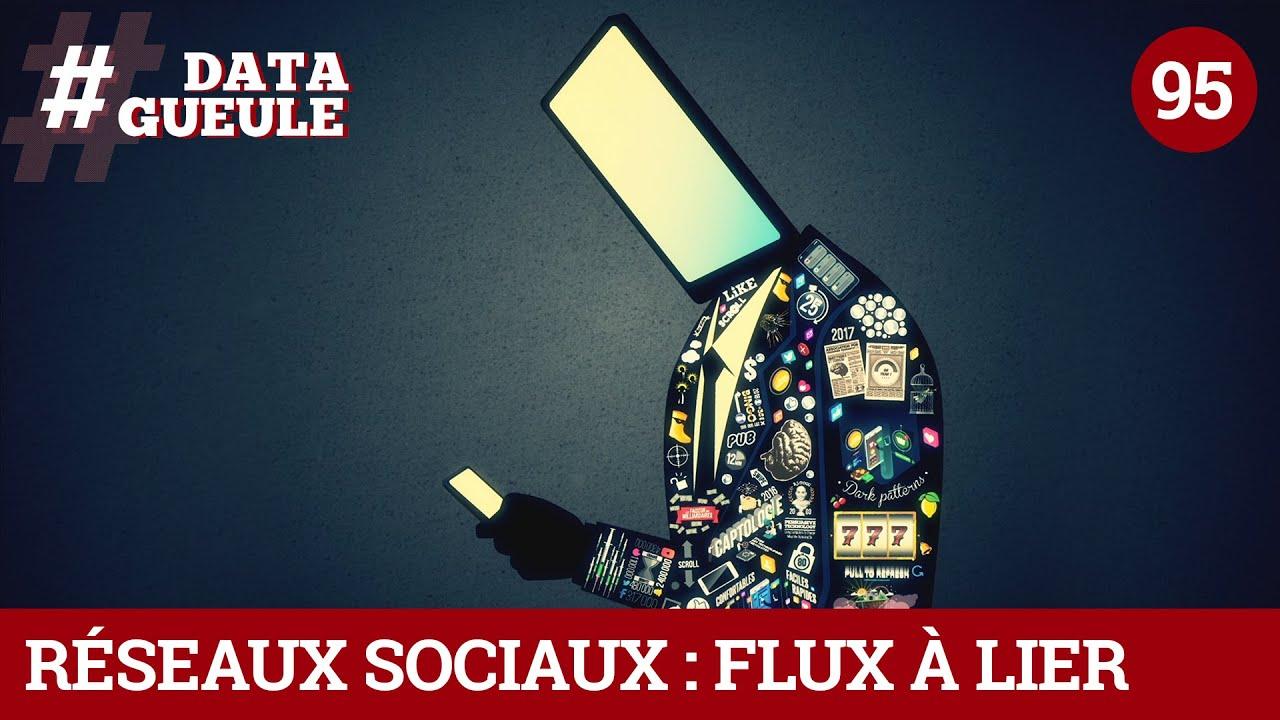 Download Réseaux sociaux : flux à lier - #DATAGUEULE 95