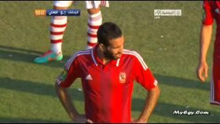 Al Zamalek VS Al Ahly     24-7-2013