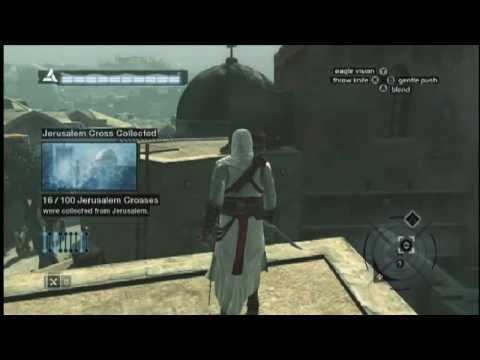 Assassin's Creed Jerusalem 100 Flags Rich District (1-33) (1 of 2)