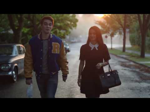 Riverdale 1x02 - Archie walks Veronica home (HD) 2/2