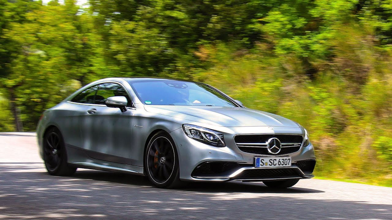 2014 Mercedes Benz S 63 Amg Coup 233 4matic C217