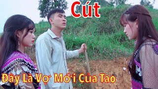 DTVN - VỢ NGOẠI TÌNH VÌ NGHĨ CHỒNG HẾT HẠN SỬ DỤNG | Phim Hài dân tộc hay nhất 2019