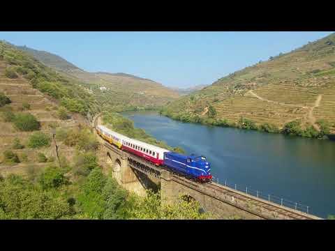 Comboio n.º 20822 (Comboio Miradouro) - Vilarinho de Cotas