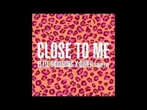 Download Ellie Goulding, Diplo , Swae Lee - CLOSE TO ME (Official Audio)