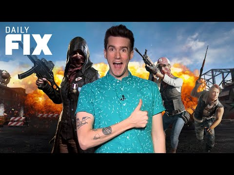 Microsoft's Free Copy of PUBG is Expensive - IGN Daily Fix