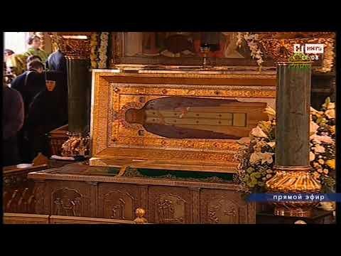Всенощное бдение 31 июля 2020 г., Свято-Троицкий Серафимо-Дивеевский монастырь, г. Дивеево