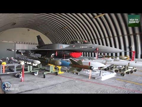 Vũ Khí Công Nghệ Cao - Chim Ưng Chiến F 16 Sẽ Sớm Được Lắp Ráp Tại Ấn Độ