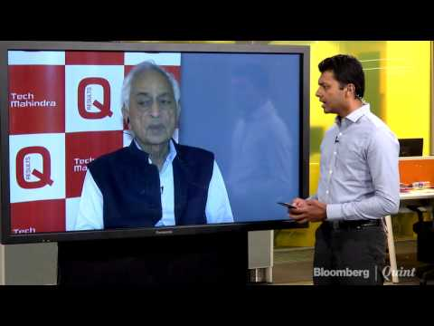 In Conversation With Tech Mahindra CEO Vineet Nayyar