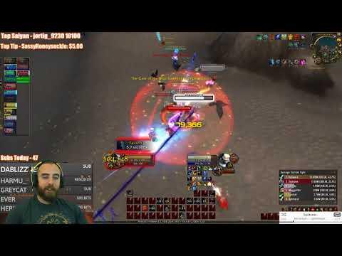 Bajheera - DEATHWISH FURY: How to Make SotA a BLAST! :D - WoW 7.3 Legion Warrior PvP