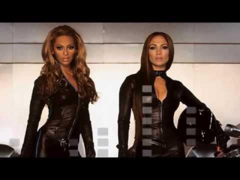 Beyonce' Vs. Jennifer Lopez mash-up (Get Your Crazy Love Right)