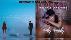 Martin Garrix Ft. Bebe Rexha & Melanie Martinez - In The Name Of Love / Pity Party Mashup